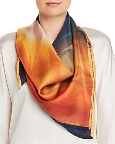 Lafayette 148 New York - Textured Desert Silk Scarf