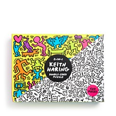 Chronicle Books - Keith Haring Double-Sided 500-Piece Puzzle