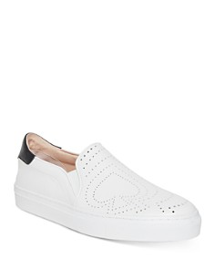 kate spade new york - Women's Andy Perforated Slip-On Sneakers