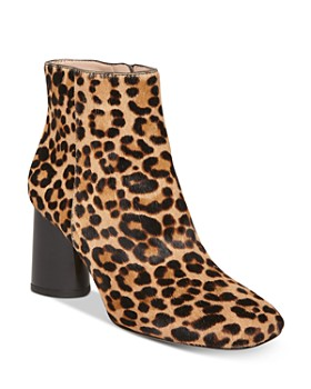 kate spade new york - Women's Rudy Square-Toe Block Heel Booties
