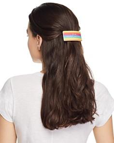 MARC JACOBS - Embellished Rainbow Barette - 100% Exclusiv