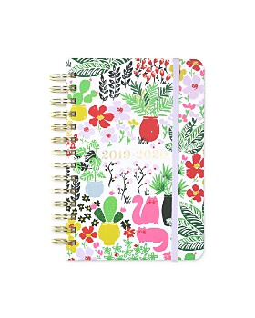 kate spade new york - Medium 17-Month Planner, Garden Posy