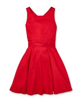 Ralph Lauren - Girls' Cross-Back Dress - Big Kid