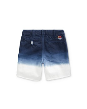 Ralph Lauren - Boys' Straight Fit Dip-Dyed Shorts - Little Kid