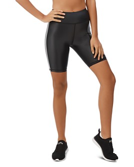 All Fenix - Kendall Side-Stripe Bike Shorts