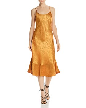 Joie - Dalvin Leopard-Printed Slip Dress