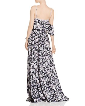Amur - Calia Floral Dress