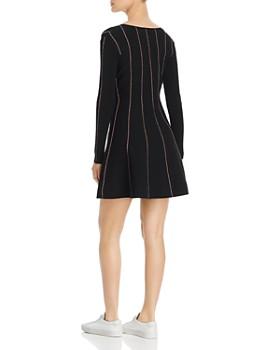 Escada Sport - Doja Striped Mini Dress