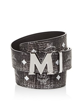 MCM - Men's Claus Reversible Ombré Belt