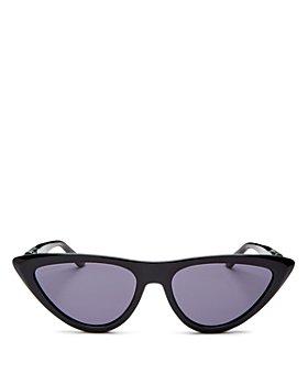 Jimmy Choo - Women's Sparks Cat Eye Sunglasses, 55mm