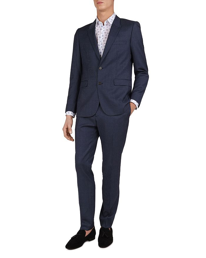 The Kooples - Tiniest Dots Classic Fit Suit