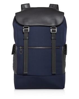 Bottega Veneta - Men's Canvas Backpack