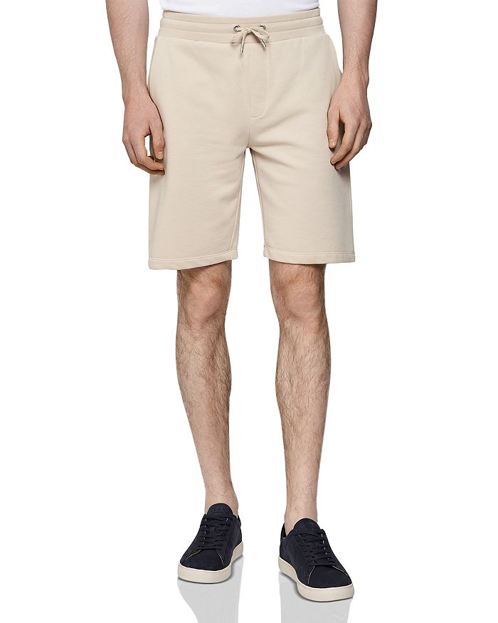 REISS - Walter G. Dyed Drawstring Shorts