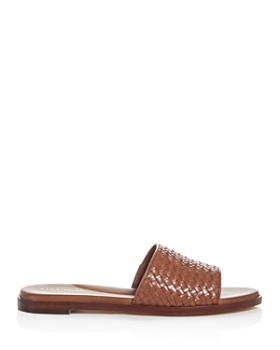 Cole Haan - Women's Analise Woven Slide Sandals