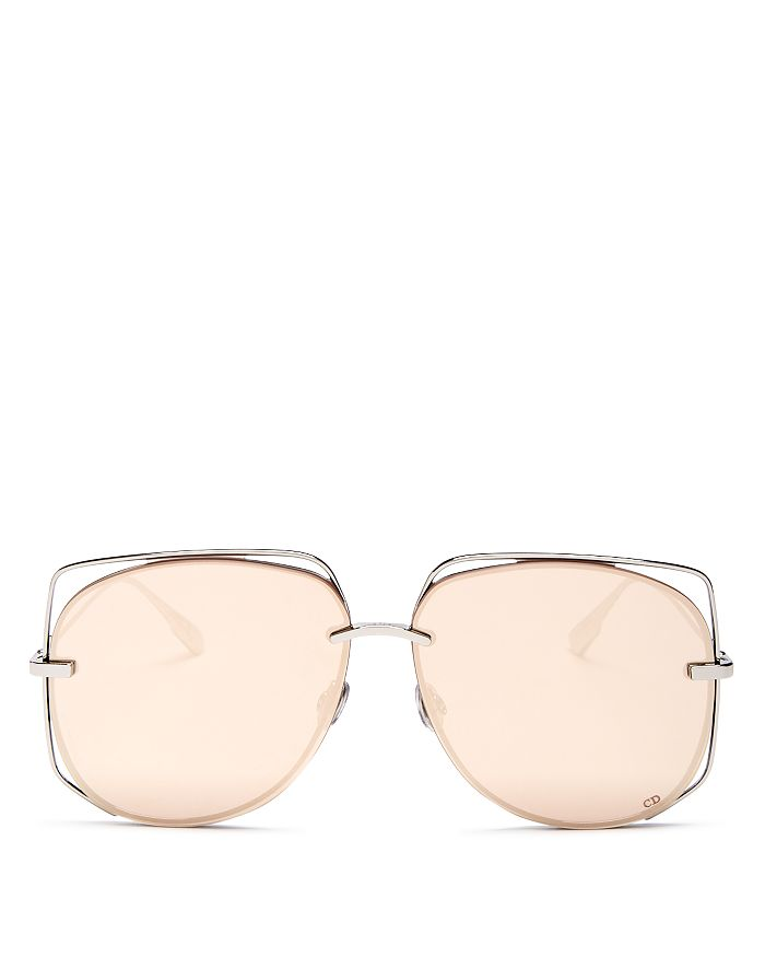 1b2a1188b Dior Unisex Dior Stellaire 6 Aviator Sunglasses, 61mm | Bloomingdale's