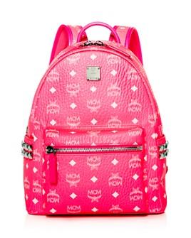 MCM - Stark Small Studded Backpack