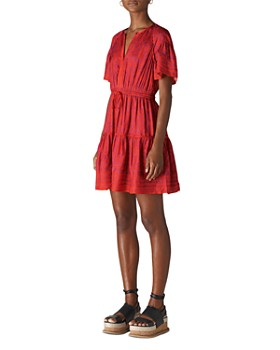 6b0006e30c Red Women s Dresses  Shop Designer Dresses   Gowns - Bloomingdale s