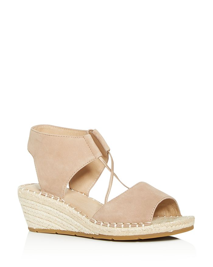 a112e6deb Eileen Fisher Women's Agnes Espadrille Wedge Sandals | Bloomingdale's