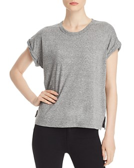 Current/Elliott - The Rolled-Cuff Tee