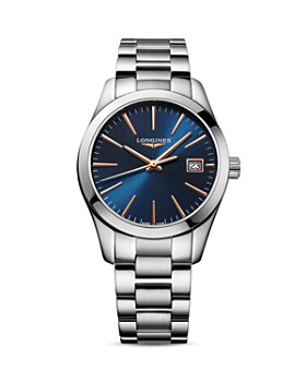 Longines - Conquest Classic Watch, 34mm