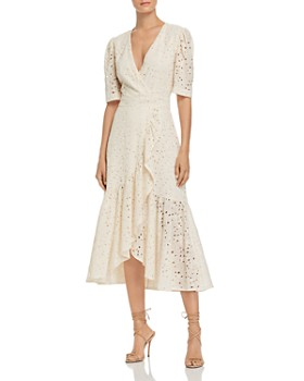 ae03c2be52 Rebecca Taylor - Clover Eyelet Dress ...
