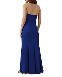 KAREN MILLEN - Halter Mermaid Gown