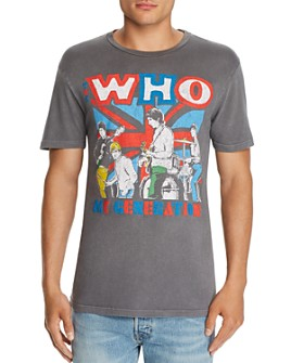 Bravado - The Who Graphic Tee