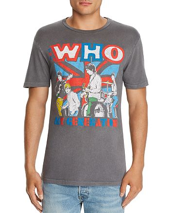 Bravado - The Who Graphic Tee