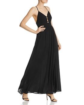 b40e121e87 AQUA - Strappy Maxi Dress - 100% Exclusive ...