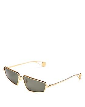 Gucci - Women's Rectangular Sunglasses, 63mm