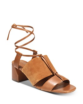 Vince - Women's Dunaway Ankle Tie Sandals