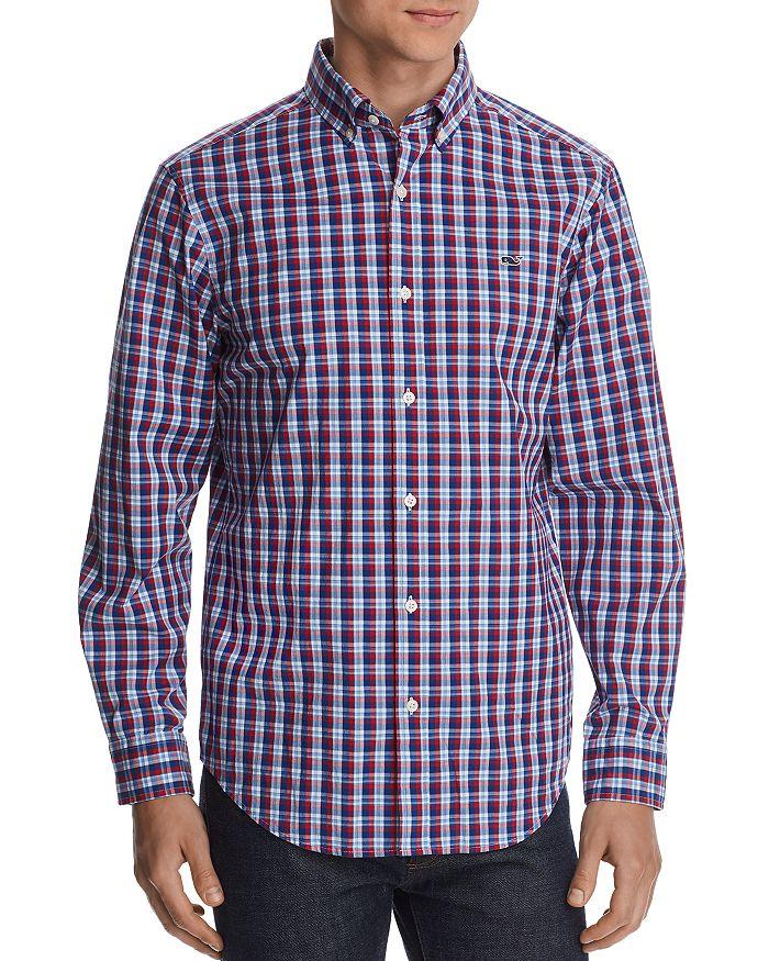 Vineyard Vines - Plaid Classic Fit Button-Down Shirt