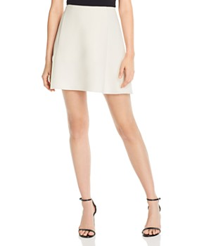Theory - Volume Mini Skirt