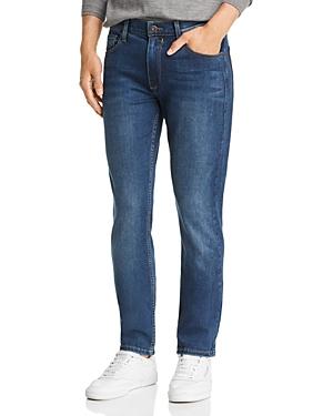 Paige Lennox Slim Fit Jeans in Thatcher-Men