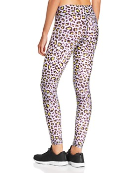 Terez - Cheetah Print Leggings