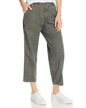AG - Noten Cropped Carpenter Jeans