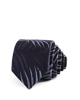 Theory - Saygo Palm Skinny Tie
