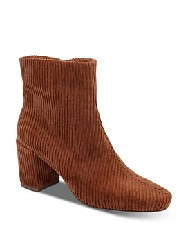 Splendid - Women's Heather Corduroy Booties