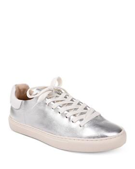 Splendid - Women's Hickort Low Top Metallic Sneakers