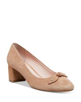 kate spade new york - Women's Benice Block Heel Pumps
