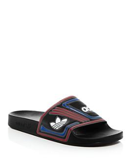 Adidas - Men's Retro Adilette Slides