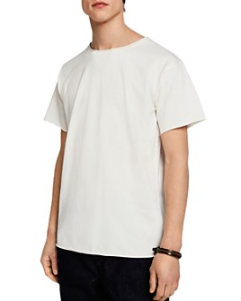 Scotch & Soda - Raw-Edge Tee