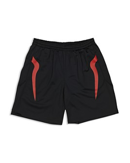 KAPPA - Kontroll Flame Graphic Shorts