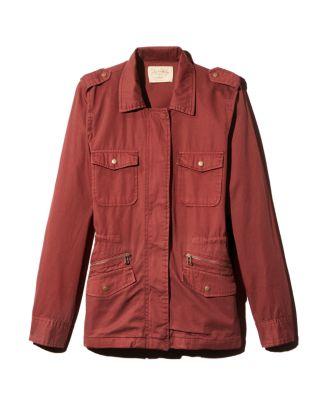 Army Jacket by Velvet By Graham &Amp; Spencer