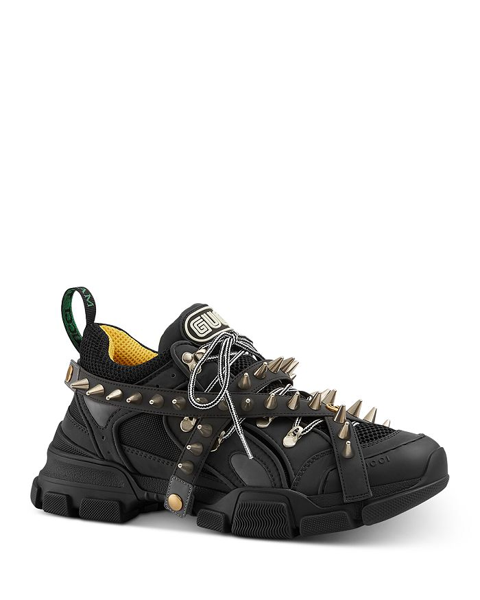 Gucci - Men's Flashtrek Removable Spikes Sneakers