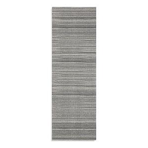 Chilewich Skinny Stripe Shag Runner, 24 x 72