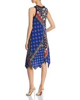 KARL LAGERFELD Paris - Scarf-Print Dress
