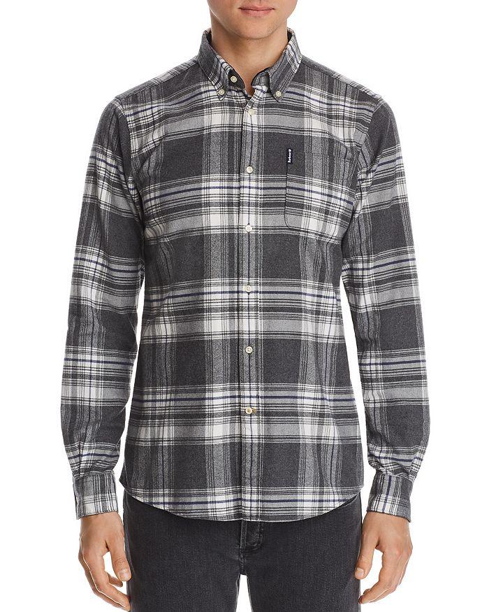 Barbour - Plaid Regular Fit Button-Down Shirt