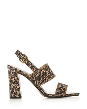 COACH - Women's Rylie High Block-Heel Sandals