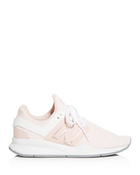 New Balance - Women's 247 Knit Low-Top Sneakers